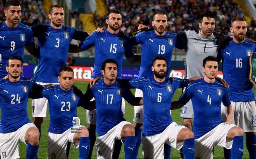Futbol üzrə İtaliya milli komandasının yeni baş məşqçisi məlum olub