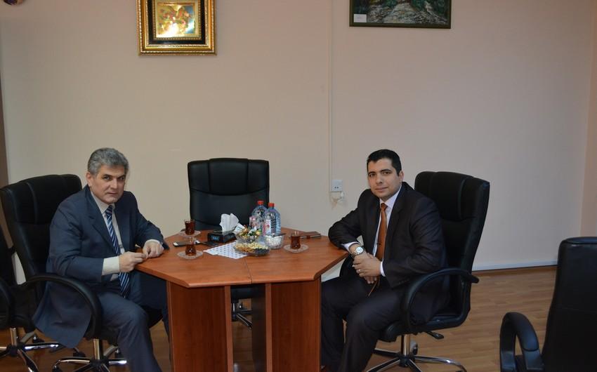 Misir Mədəniyyət Mərkəzinin müdiri Azərbaycan Turizm və Menecment Universitetində olub