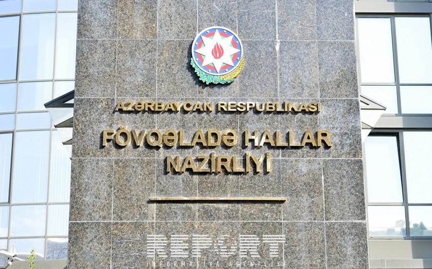 Fövqəladə Hallar Nazirliyi Xırdalanda baş verən partlayışla bağlı rəsmi məlumat yayıb