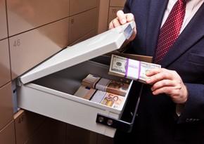 Azərbaycan banklarına qoyulan depozitlər cüzi azalıb