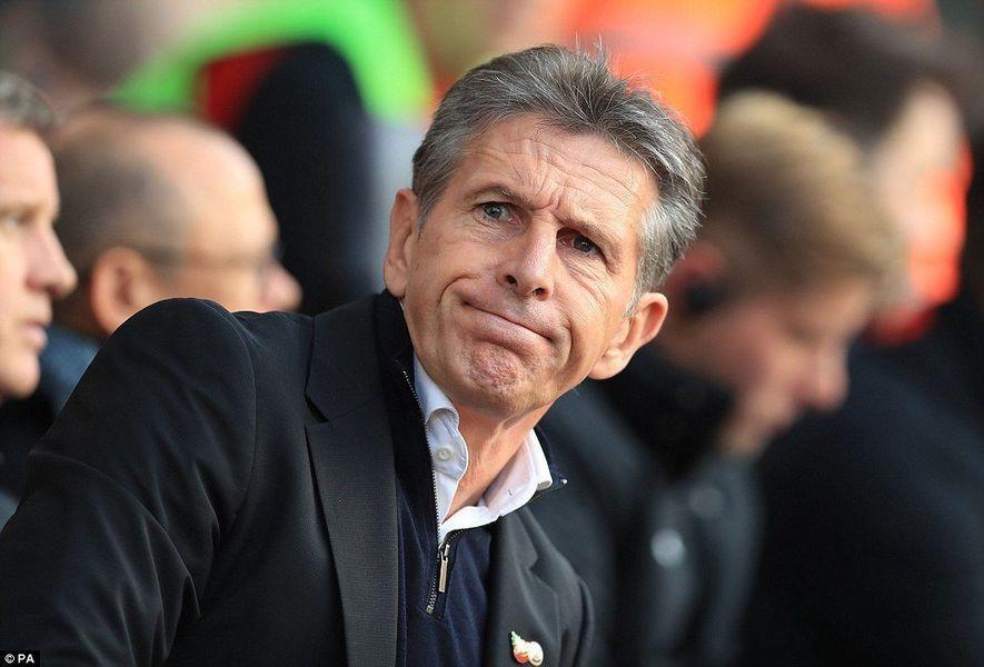 Пюэль уволен с поста главного тренера Лестер Сити