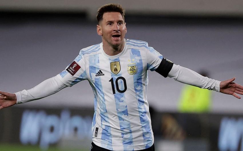 Messi Pelenin rekordunu qırmasına münasibət bildirib