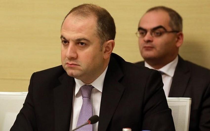 """Gürcüstanın AŞPA-dakı təmsilçisi: """"Azərbaycan-Ermənistan humanitar razılaşması dialoq potensialını nümayiş etdirir"""""""