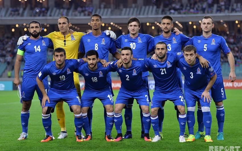 Сборная Азербайджана сегодня проведет товарищескую встречу со сборной Киргизии