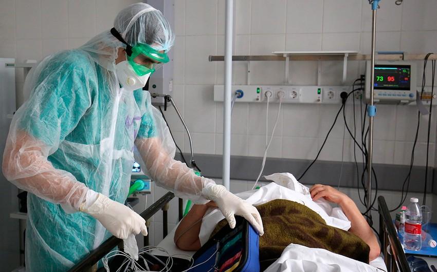 Rusiyada koronavirusa gündəlik yoluxanların sayı artdı