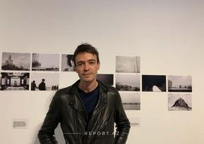Parisdə fransız fotoqrafın Bakıda çəkdiyi şəkillər nümayiş etdirilir