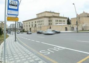BNA: Автобусные полосы охватят всю столицу