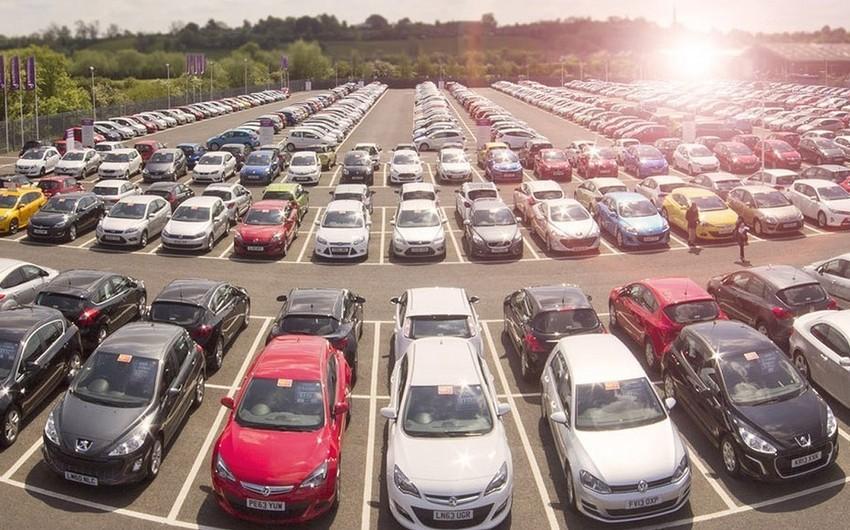 Avropa İttifaqında oktyabr ayında avtomobil satışı 9%-dək artıb