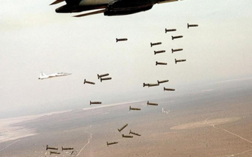 ABŞ Səudiyyə Ərəbistanına kasset bombası satışını dondurub