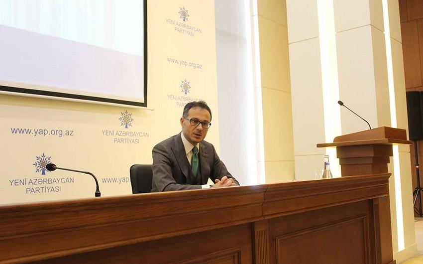 Ramil Həsən: Zəngəzur dəhlizinin açılması böyük imkanlar yaradacaq