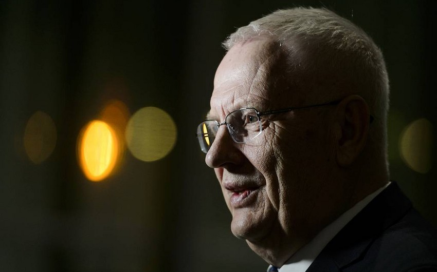 Avropa Atletika Assosiasiyasının prezidenti insult keçirib