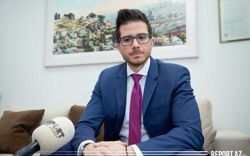 Israeli ambassador: Relations with Azerbaijan have three major pillars - INTERVIEW