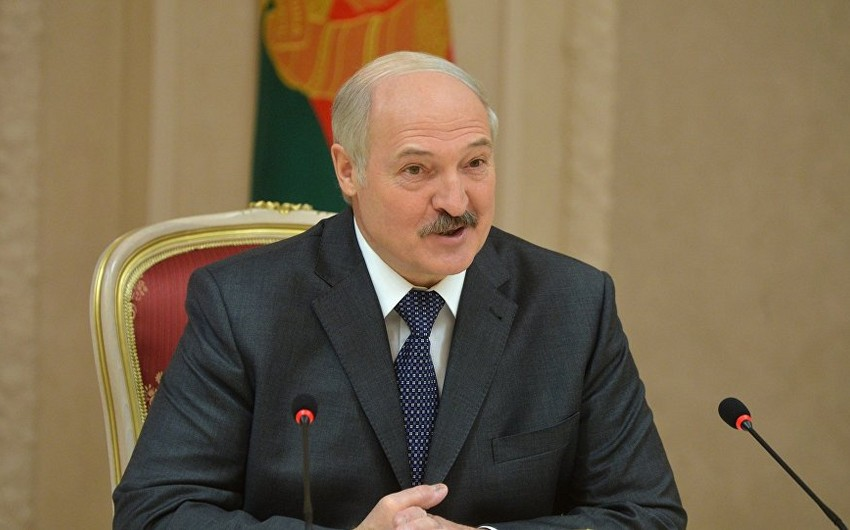 Лукашенко: Беларусь преодолела разногласия с Западом