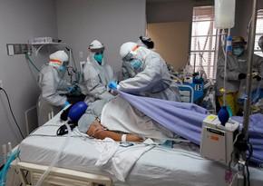 Gürcüstanda koronavirusa 1 390 yeni yoluxma qeydə alınıb