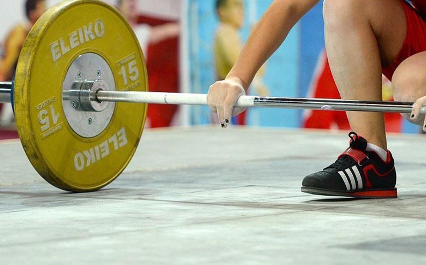 Azərbaycanın ağırlıqqaldırma üzrə milli komandasına Tokio Olimpiadasında cəmi 2 yer veriləcək