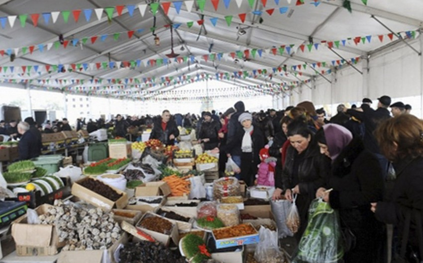 Novruz holiday fairs will be launched in Baku and Sumgayit