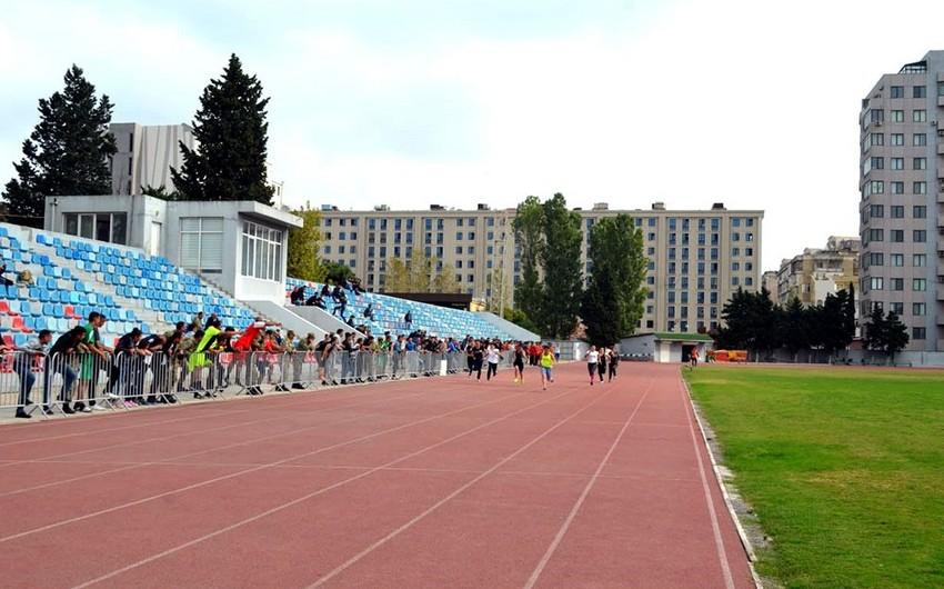 Azərbaycan Ordusunda yüngül atletika üzrə yarışlar keçirilib