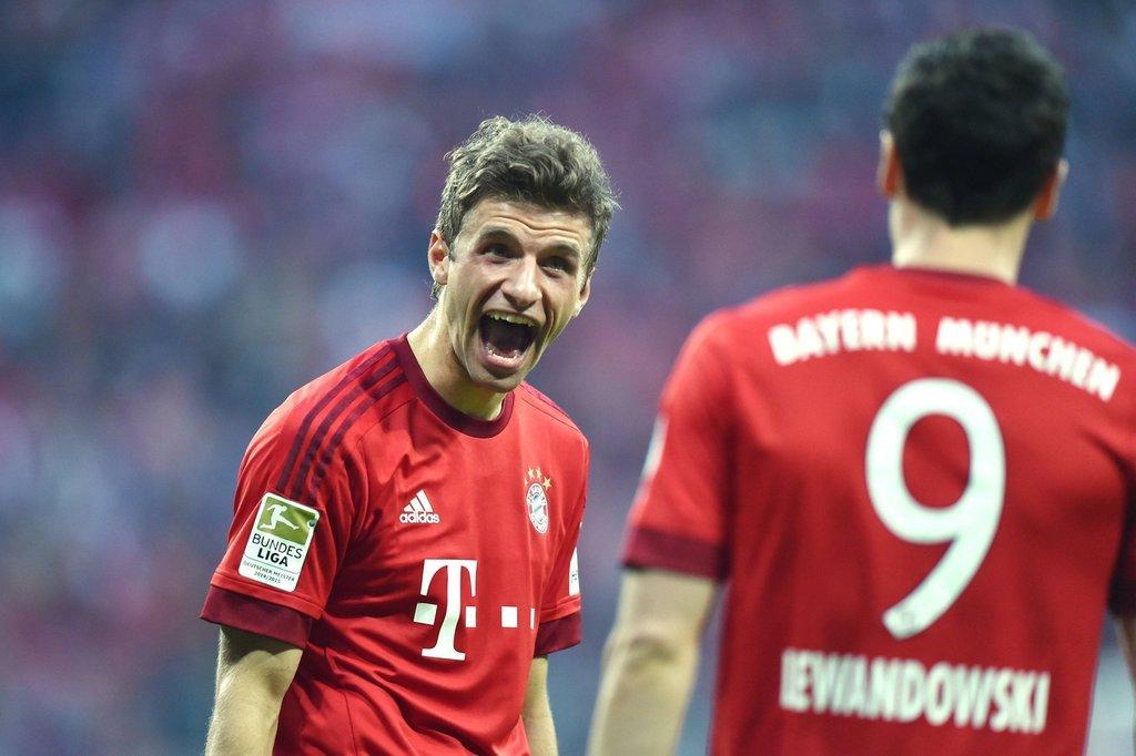 Бавария продлит срок контракта с Томасом Мюллером