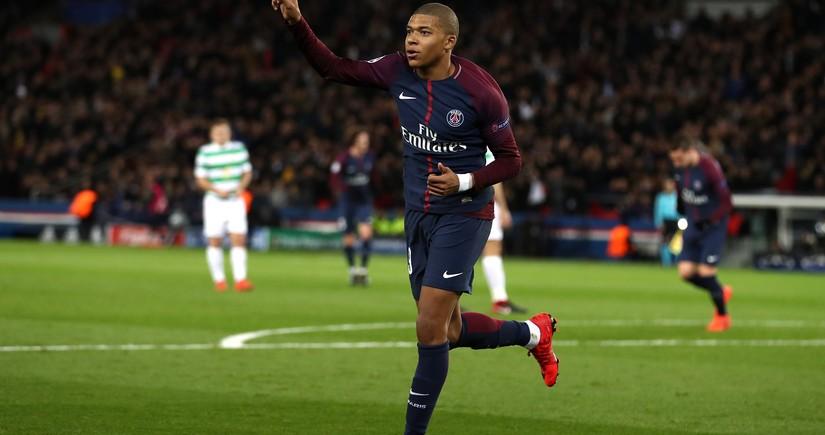 Yaşı 21-dən çox olmayan futbolçuların qiymətləri: Mbappe hamını qabaqladı