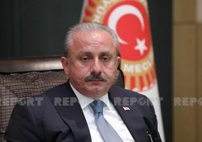 Mustafa Şentop: Şuşaya aparan Zəfəryolu adı qədər möhtəşəm olacaq