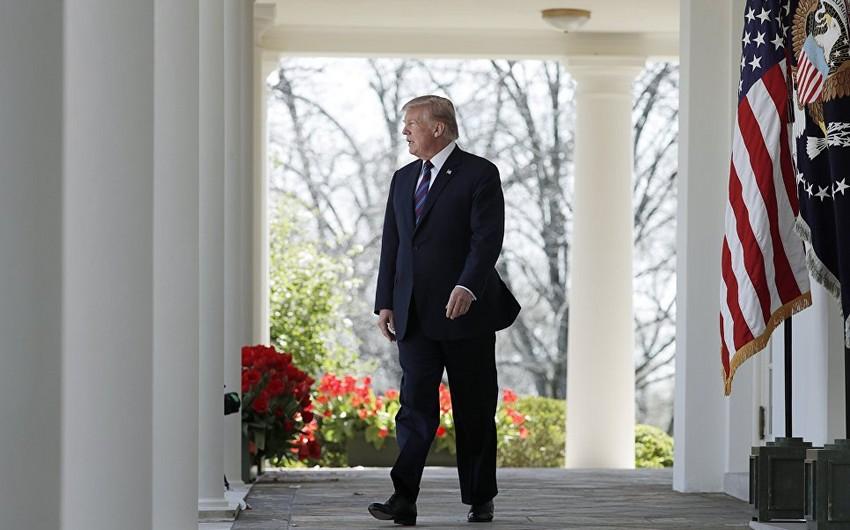 ABŞ prezidenti İrana qarşı geniş koalisiya yaradır