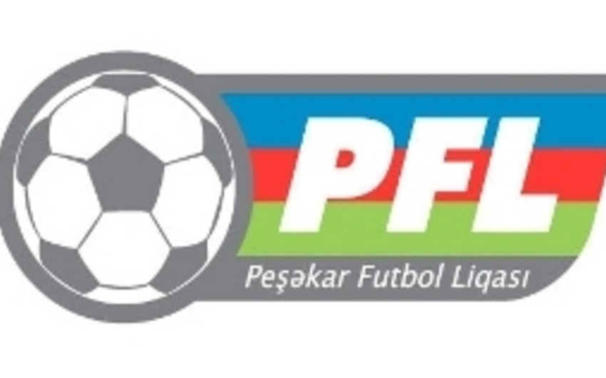 Futbol üzrə Azərbaycan Premyer Liqasının təqvimi açıqlanıb