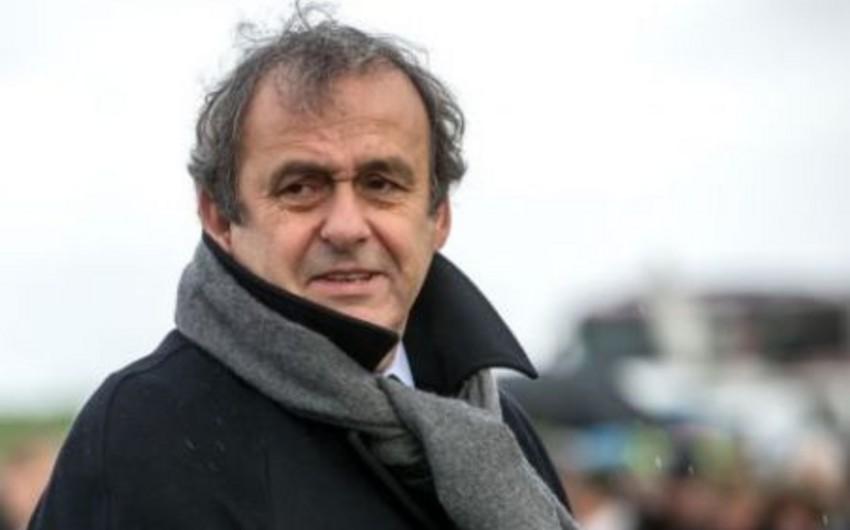 UEFA prezidenti Mişel Platini Bakıya gələcək