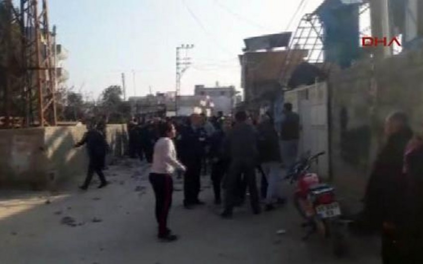 Suriyadan Türkiyəyə raket atılıb, ölən və yaralanan var