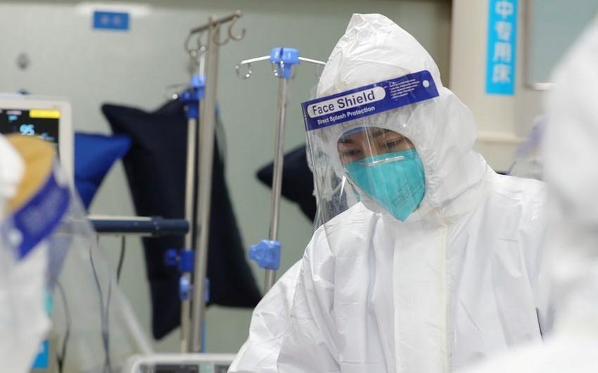 Ukraynada koronavirusa yoluxanların sayı 2 mini keçdi