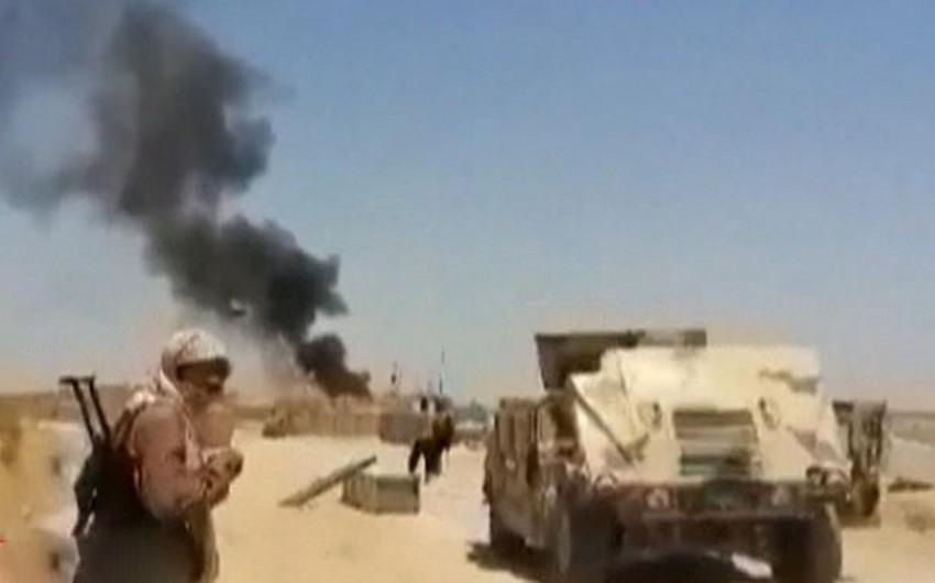Yəməni bombardıman edən Sudan təyyarəsi vurulub