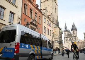 Из здания МВД Чехии эвакуированы люди