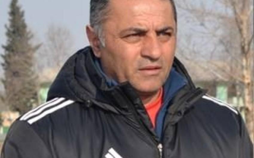 Vidadi Rzayev Kəpəzin əsas komandasına məşqçi təyin olunub