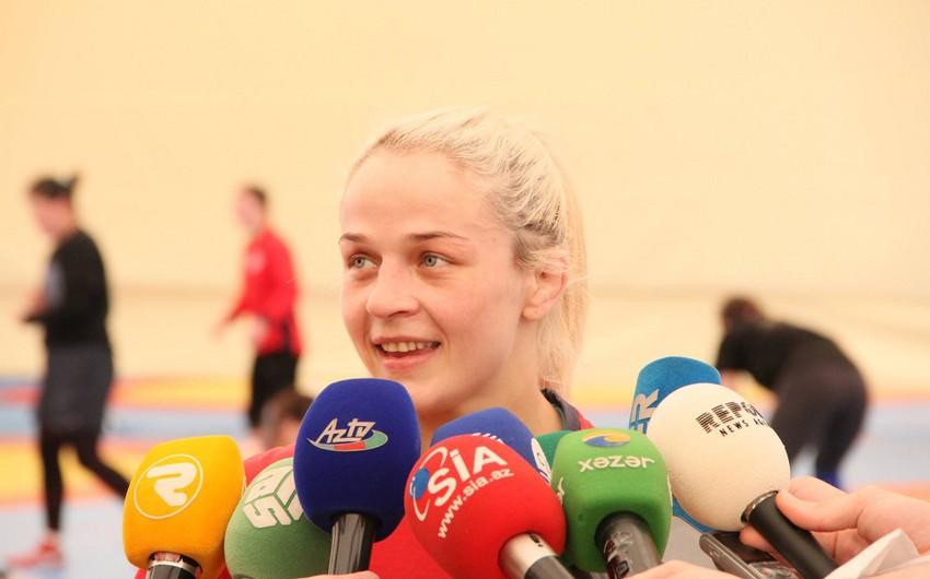 Mariya Stadnik: Məsuliyyətimizi başa düşürük