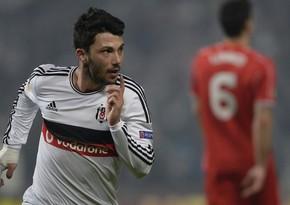 Fənərbağça futbolçusu ilə vidalaşdı