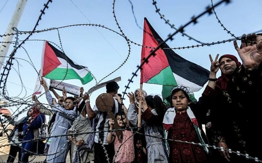 Fələstin Milli Şurası Mahmud Abbasa İsrailin tanınmasını ləğv etməyi tapşırıb