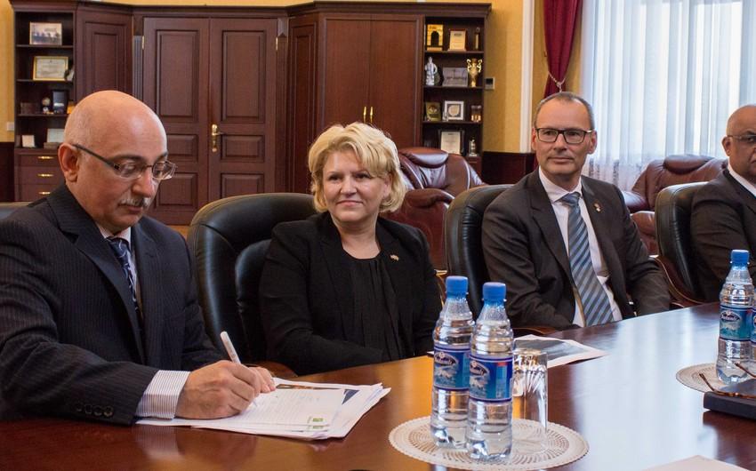 Azərbaycan Statoilla əməkdaşlığı möhkəmləndirmək niyyətindədir
