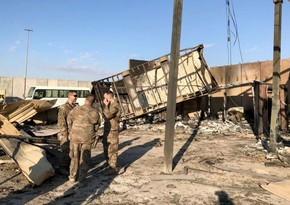 СМИ: Иракскую базу с американскими военнослужащими обстреляли