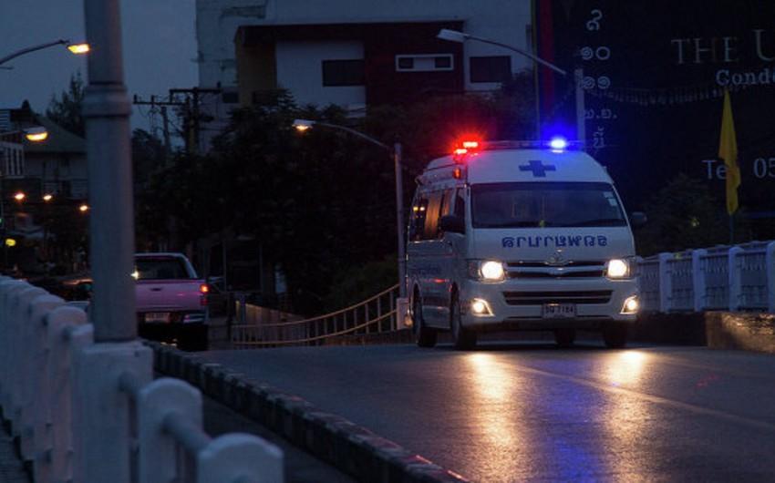 Tailandda restoranda partlayış olub, bir nəfər ölüb, 7 nəfər yaralanıb