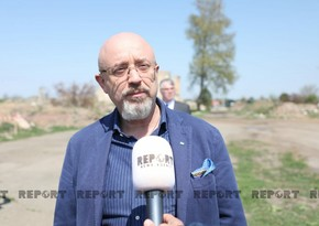 Deputy PM: Ukraine supported and will continue to support Azerbaijan