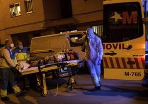 Возросло число погибших из-за сильной бури в Испании