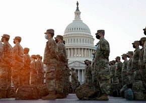U.S. demands National Guard to stay in Washington