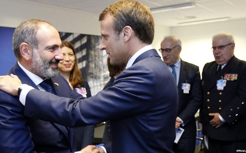 Франция пытается превратить Армению в форпост в Закавказье?