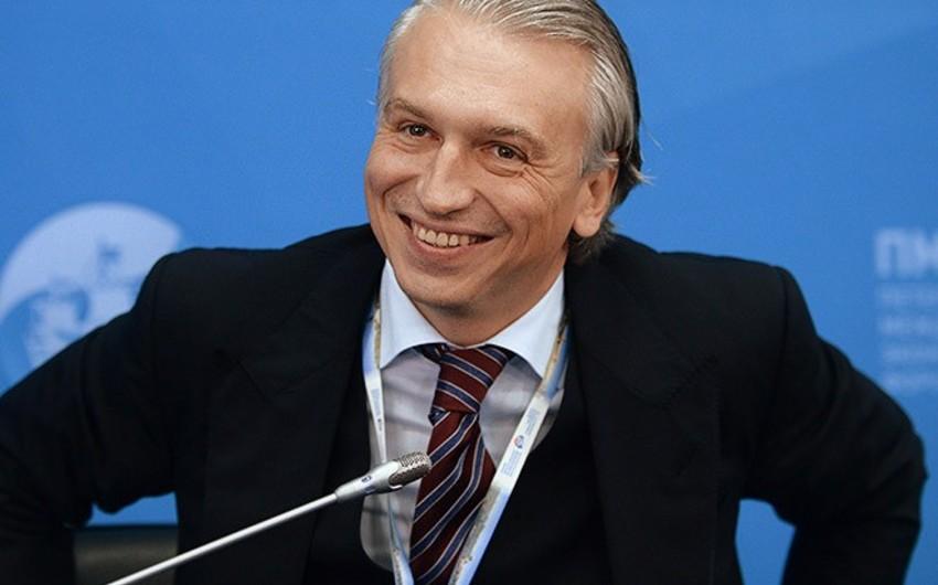 Rusiya Futbol İttifaqına yeni prezident seçilib