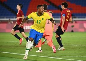 Tokio-2020: Braziliya millisi ardıcıl ikinci dəfə olimpiya çempionu olub