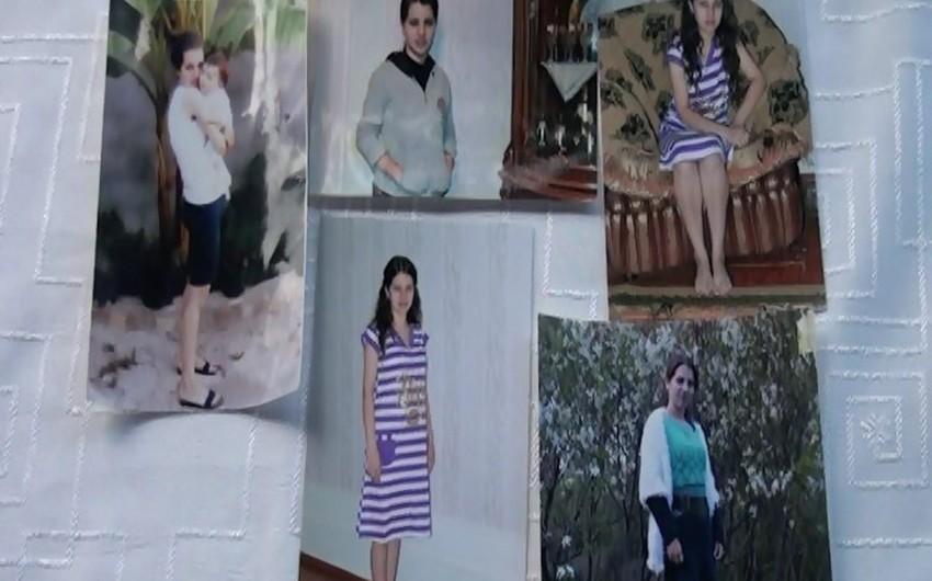 Goranboyda 4 uşaq anası olan 23 yaşlı qadın itkin düşüb