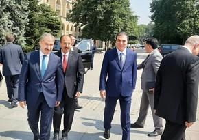 Посол Турции находится в Гяндже