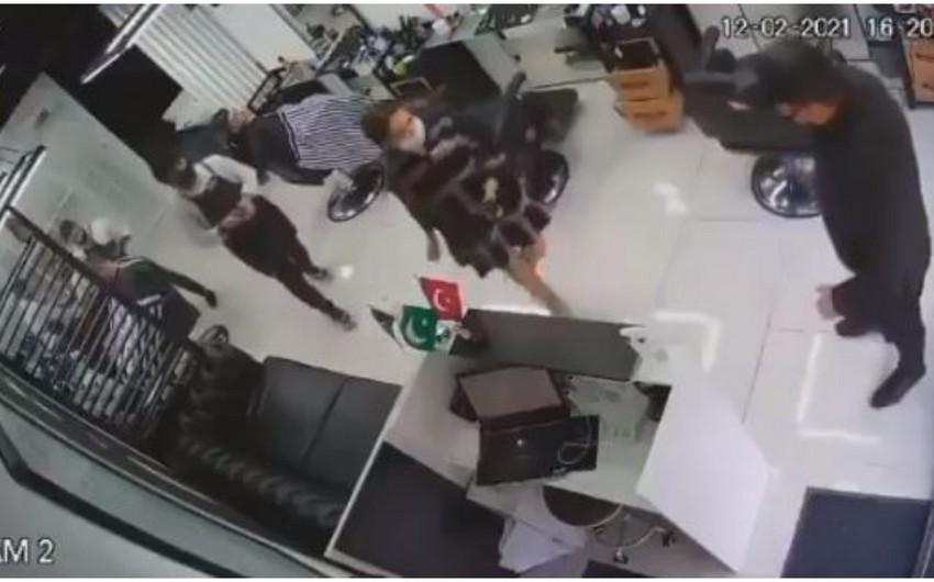 Yasamal RPİ-nin 27-ci Polis Bölməsinin sahə müvəkkili bu səbəbdən işdən uzaqlaşdırıldı