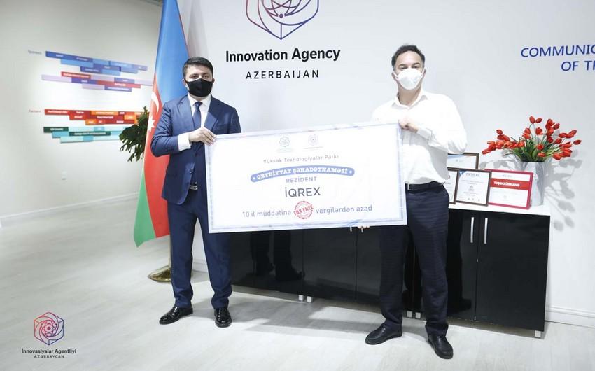 В Азербайджане 4 стартапа получили резидентство