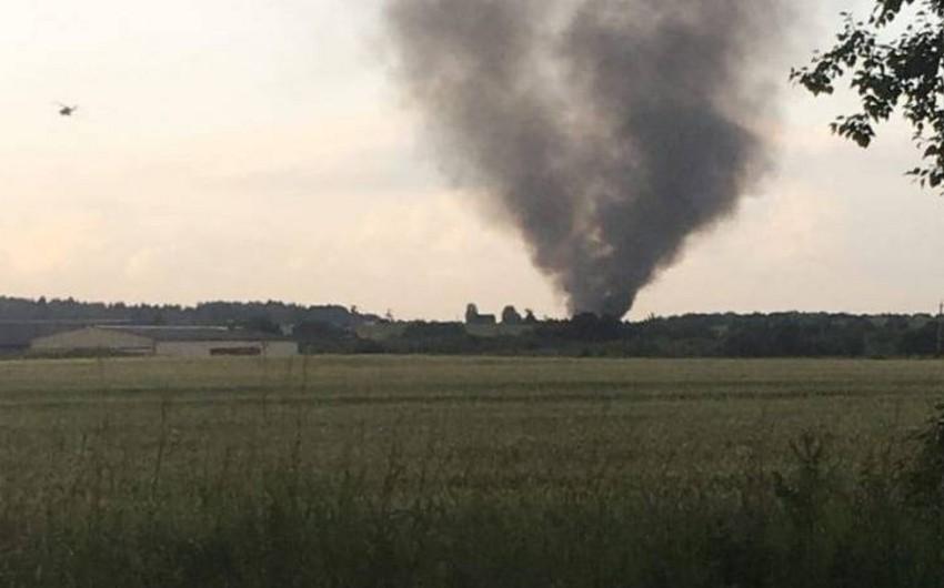 Rusiyada helikopter qəzaya uğrayıb, üç nəfər ölüb