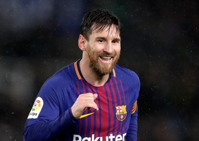Месси установил очередной рекорд Барселоны